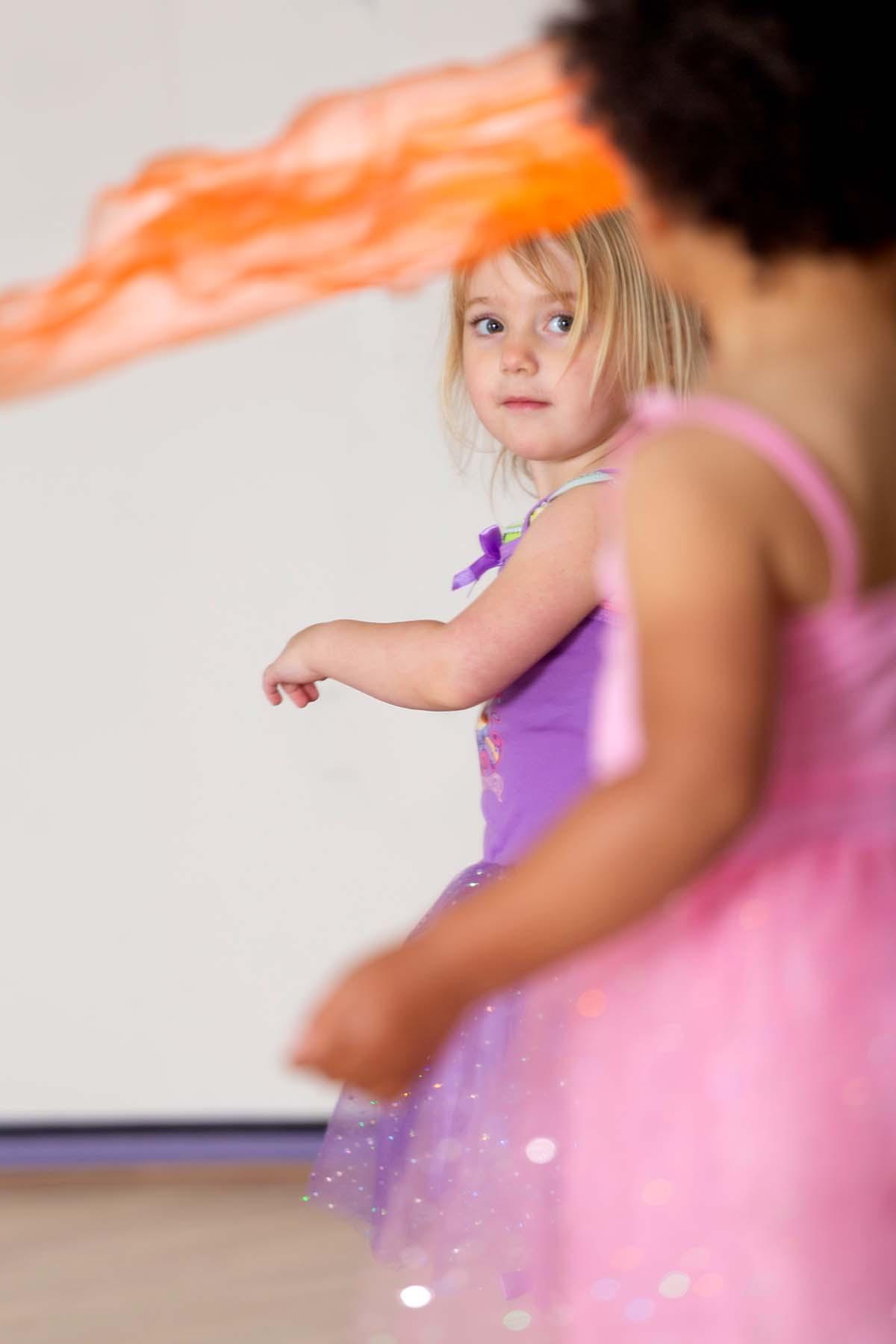 toddler dance class