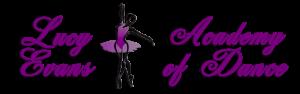 Lucy Evans Academy of Dance Logo