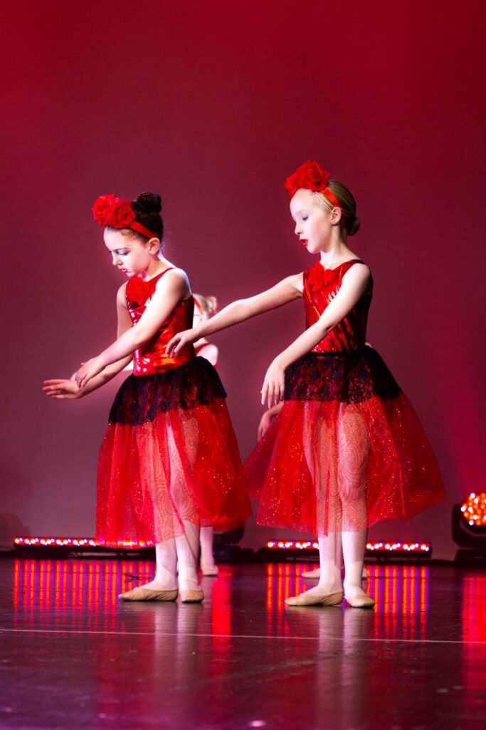 dance show in staffordshire