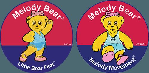 melody bear logos
